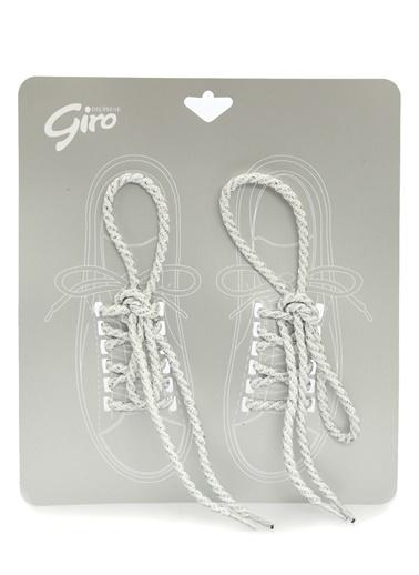 Divarese Ayakkabı Bağı Beyaz